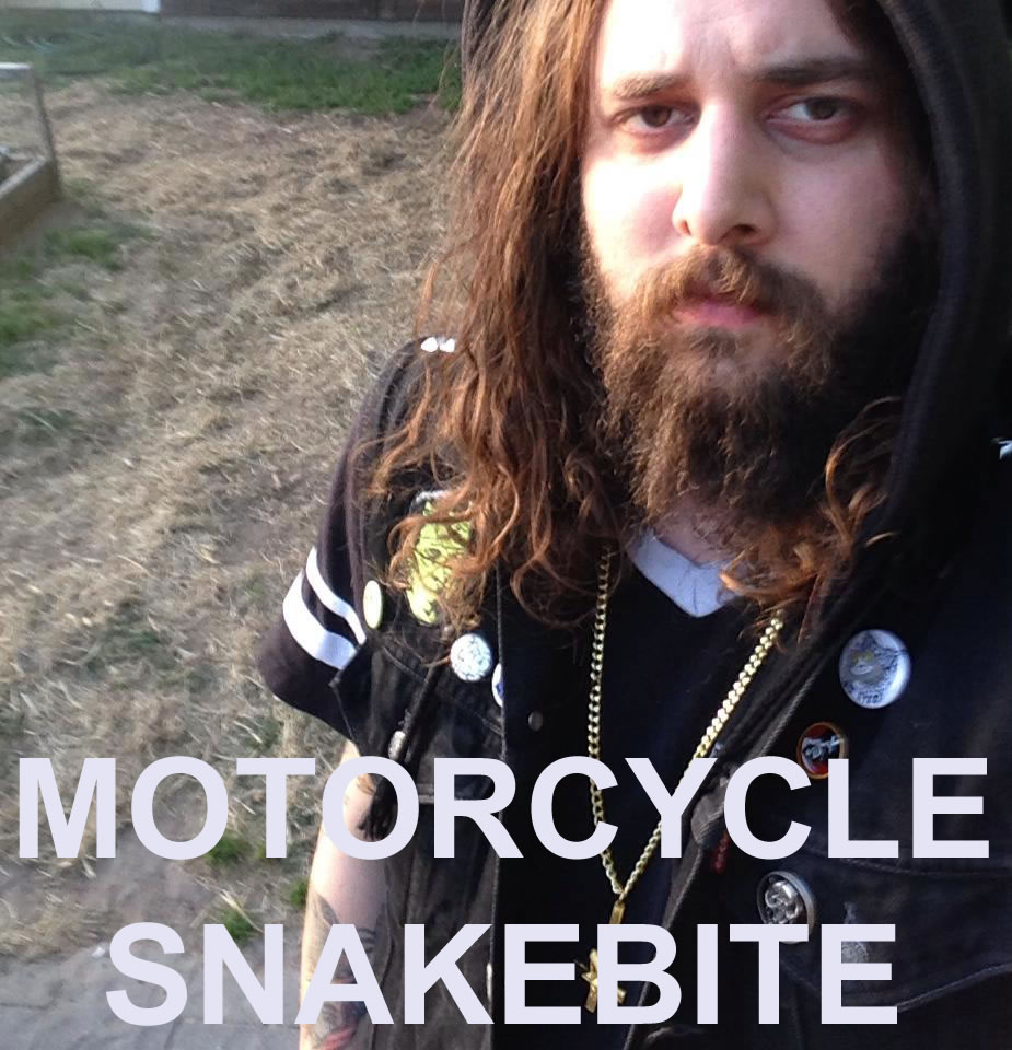 MOTORCYCLE SNAKEBITE